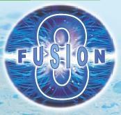 Fusion 8 Logo
