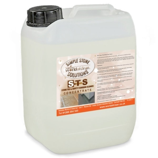 STS - Safety Floor Cleaner