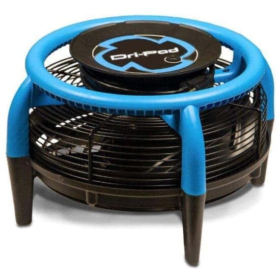 Dry Pod Floor Dryer