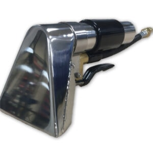 Upholstery Cleaning Tool with Splash Guard