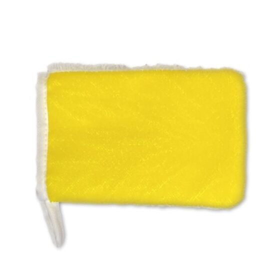 Microfibre Yellow Mitt