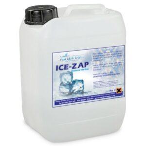 Granular De-Icer