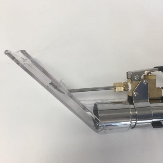 4″ Internal Jet Clear Head Upholstery Tool