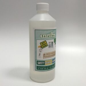 Dry cleaning solvent