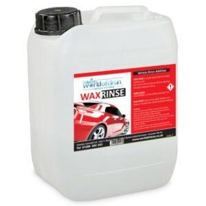 Wax Rinse chemical