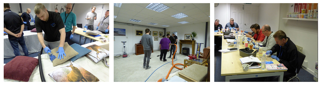 Carpet Cleaning Training
